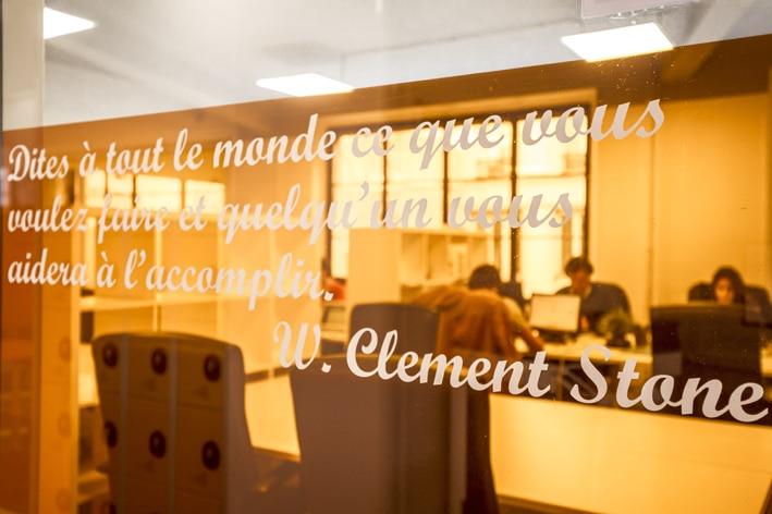 Domaine des entrepreneurs Bourse - Coworking