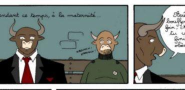 [Concours BD Les Coworkers] Prix Vache Qui Rit