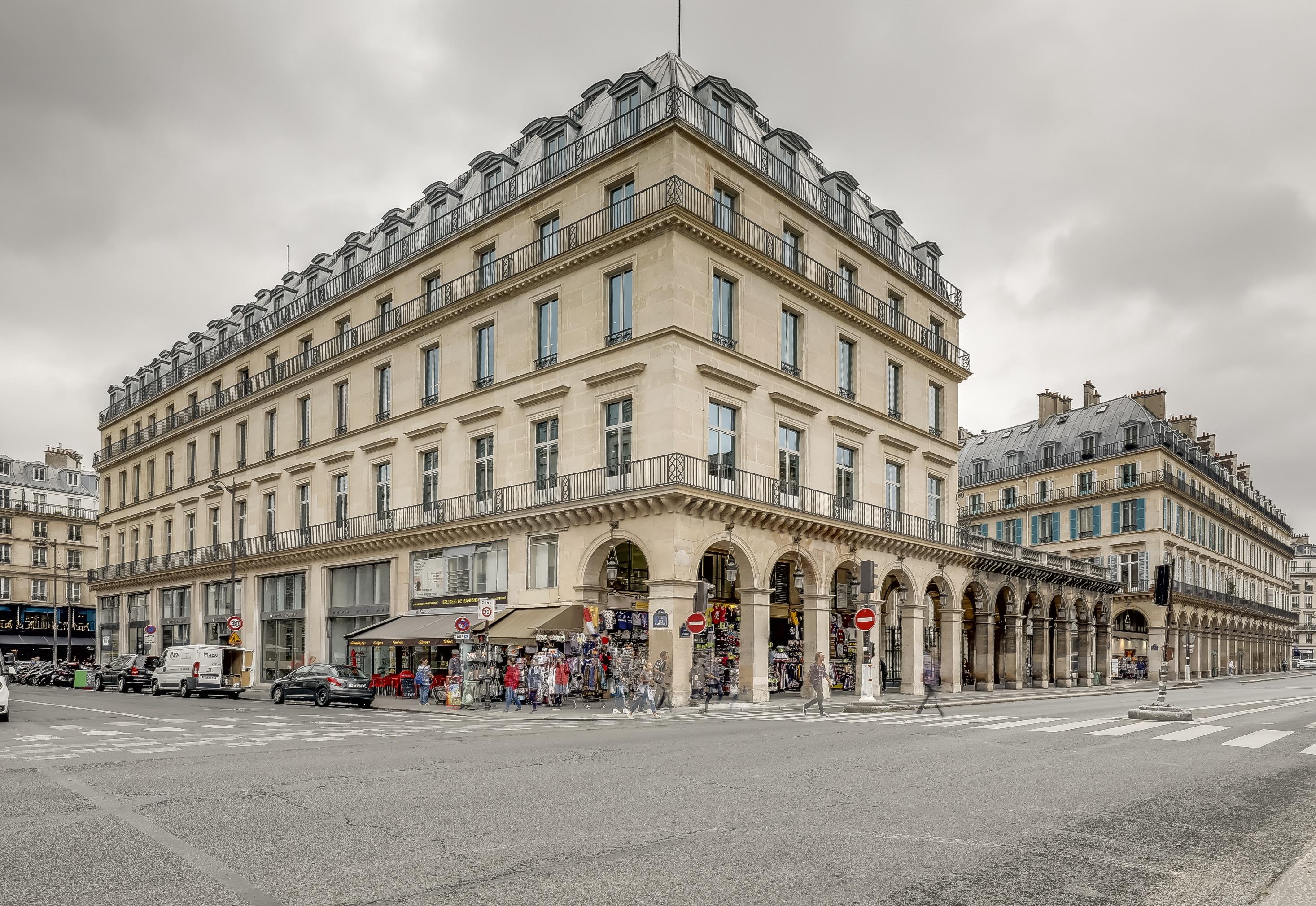 Le Domaine des Entrepreneurs Louvre Rivoli