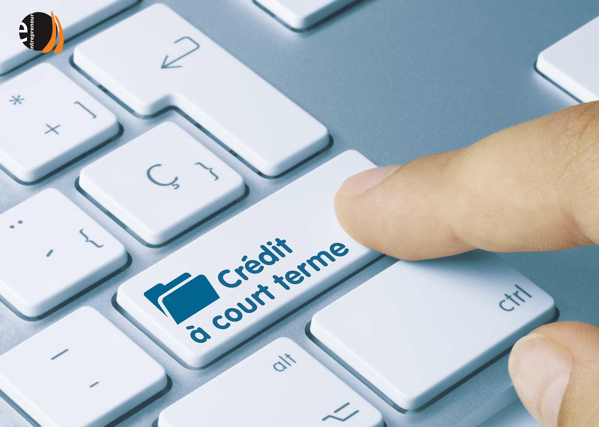 Crédit court terme entreprise